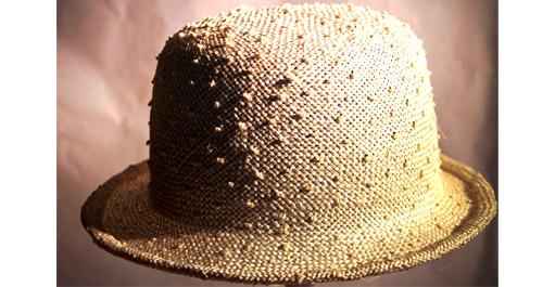 Il Cappello Magico - Millinery Artwork - Atelier Rub   Dub Cappelli -  Bologna b8c7c9e671ba